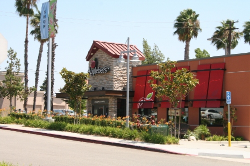 Applebee's Azusa, CA - Electrical Work  - Stream Line Electric Co.