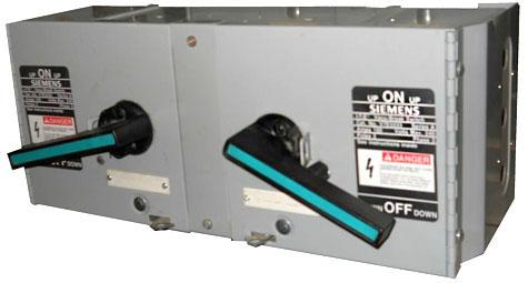 Siemens Fusible Panelboard Switch - Breaker Depot, Inc.