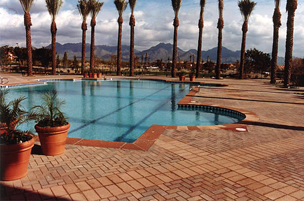 pool deck 1 - Alpha & Omega Pavers Inc.