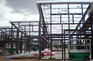 Structural Steel Fabrication - Barkacs Industries