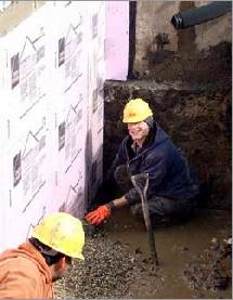 Basement Waterproofing - Atlas Restoration, LLC