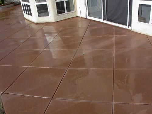Mission Viejo Color Concrete - Ramirez Concrete Inc.