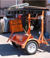 Traffic Directional Equipment for Rent - Acme Safety & Supply Corp.