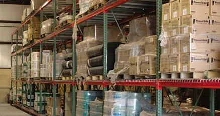 Warehouse - Valley Supply