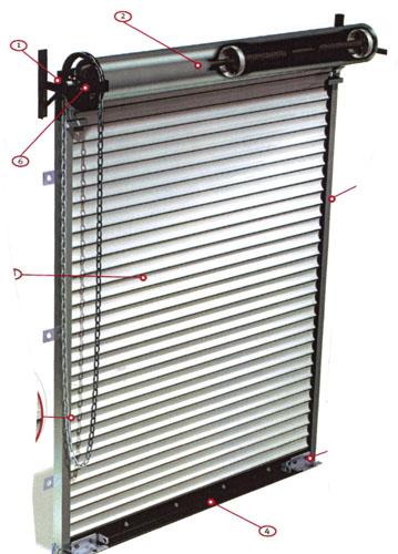 Overhead Rolling Doors - Vinyard Doors, Inc.