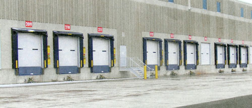 Dock Loading Doors - Vinyard Doors, Inc.