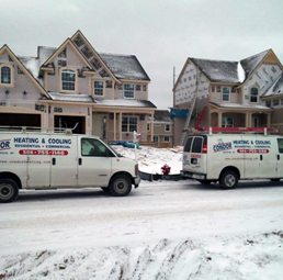 Recent Project - Condor Heating & Cooling Specialists, Inc.