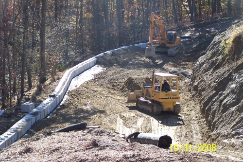 Excavation Work - SPB Contracting, Inc.