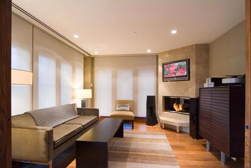 Private Residence - OpenLight Motorized - Creative Windows