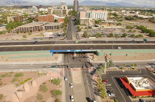 Tucson-Casa Grade HWY (I-10 Corridor- Prince to 29th St) - Santa Rita Landscaping, Inc.