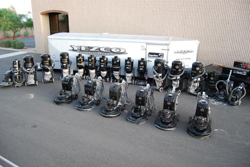 Equipment - Yezco