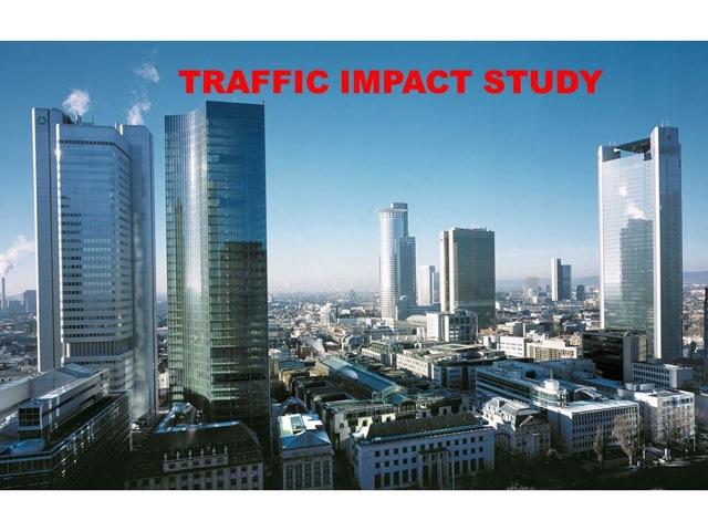 Traffic Impact Study - ABC Traffic Inc.