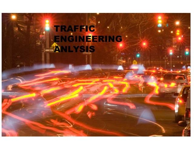 Traffic Engineering Analysis - ABC Traffic Inc.