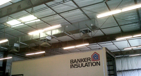 Insulation Services - Banker Insulation