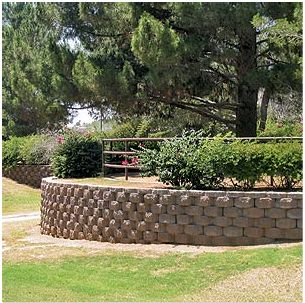 Retaining Wall 2 - European Pavers Southwest, Inc.