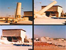 Blasting for Demolition - ECM-Earth, Construction & Mining