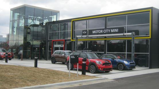 Motor City Mini Cooper - O.S.C. Inc./Opperman Electric