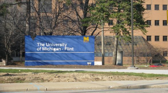 U of M Flint  - Bennings Painting & Industrial Flooring