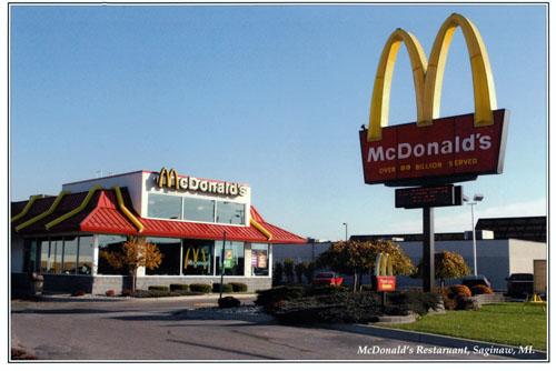 McDonalds - Saginaw