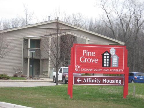 SVSU Pine Grove Apts
