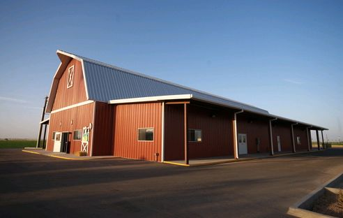Agricultural Buildings - Bunger Steel Incorporated