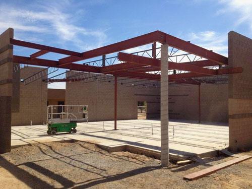 Paradise Valley Community College - R-N-R Steel LLC