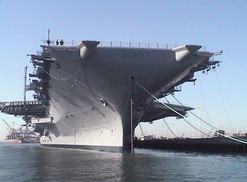 USS Midway - Fairway Painting Inc.