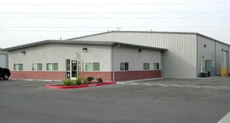 Mascon Office / Warehouse - Fabri-Steel West Inc.