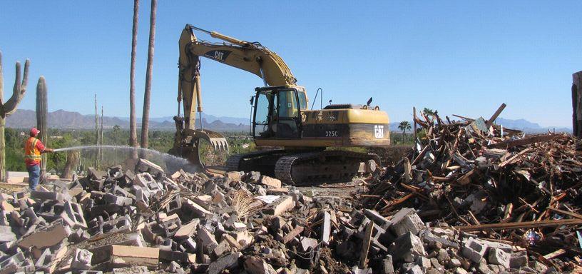 Building Demolition - Mark's Demolition & Excavating, Inc.