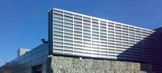 Acoustic Walls/Barriers/Screens - C.E. Pickup Company, Inc.