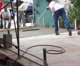 Concrete & Site Work - Cold Storage Group, Inc.