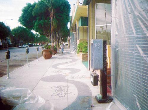 Sidewalk Project - Tri-County Sandblasting Inc.