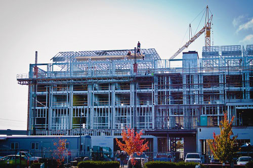Swinomish South Exterior - Metier Construction, Inc.