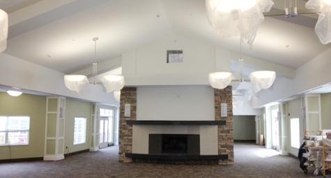Ciena GB Fireplace - BJ Construction Services