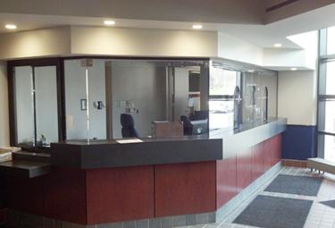 FHPD Desk - BJ Construction Services