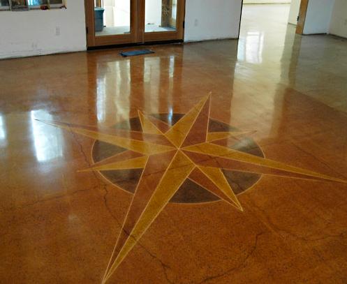 Commercial Decorative Concrete - Pacific Decorative Concrete Inc.
