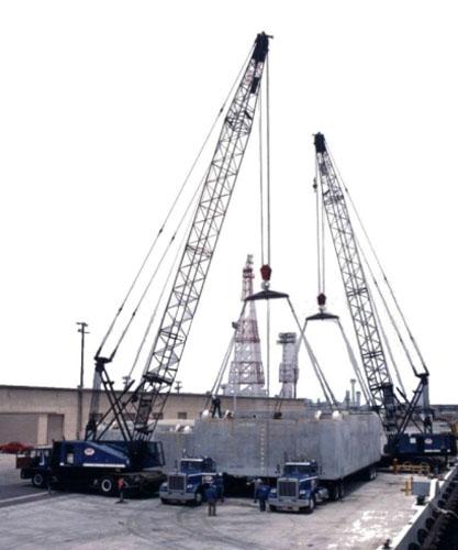 Crane - OST Trucks & Cranes, Inc.
