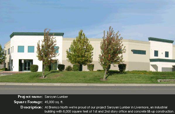 Saroyan Lumber - Bremco of Northern California, Inc.