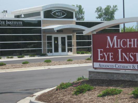 Michigan Eye Institute Fenton - Design Electrical Services, Inc.