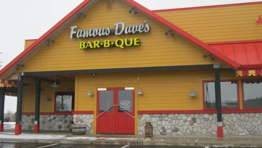 Famous Dave's BBQ - Design Electrical Services, Inc.