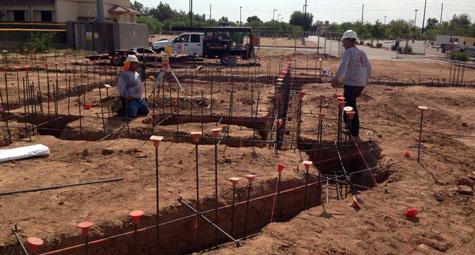 Seaton Catholic Concession Building  - V Concrete Construction LLC
