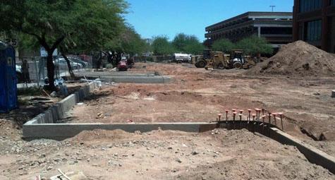 Galleria Corporate Center  - V Concrete Construction LLC