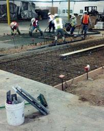 Niagara Bottling Company  - V Concrete Construction LLC