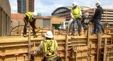 Buchanan & 3rd Street  - V Concrete Construction LLC