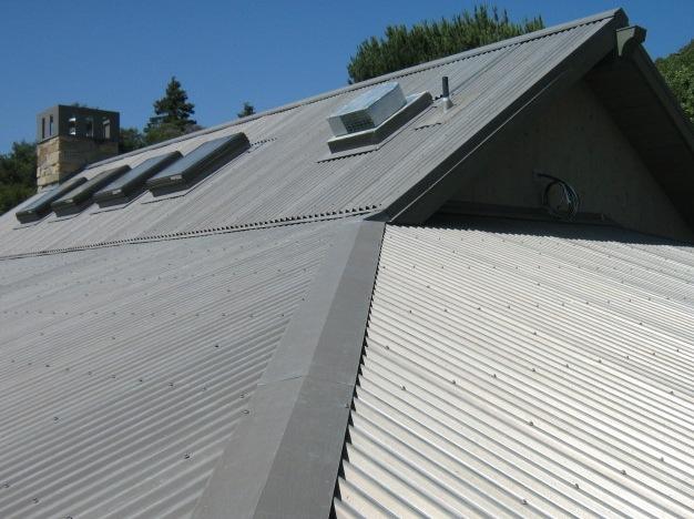 Metal Roofing - Corrugated - SC Sheet Metal