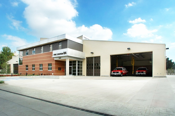 Fire Station - Desai & Assocites