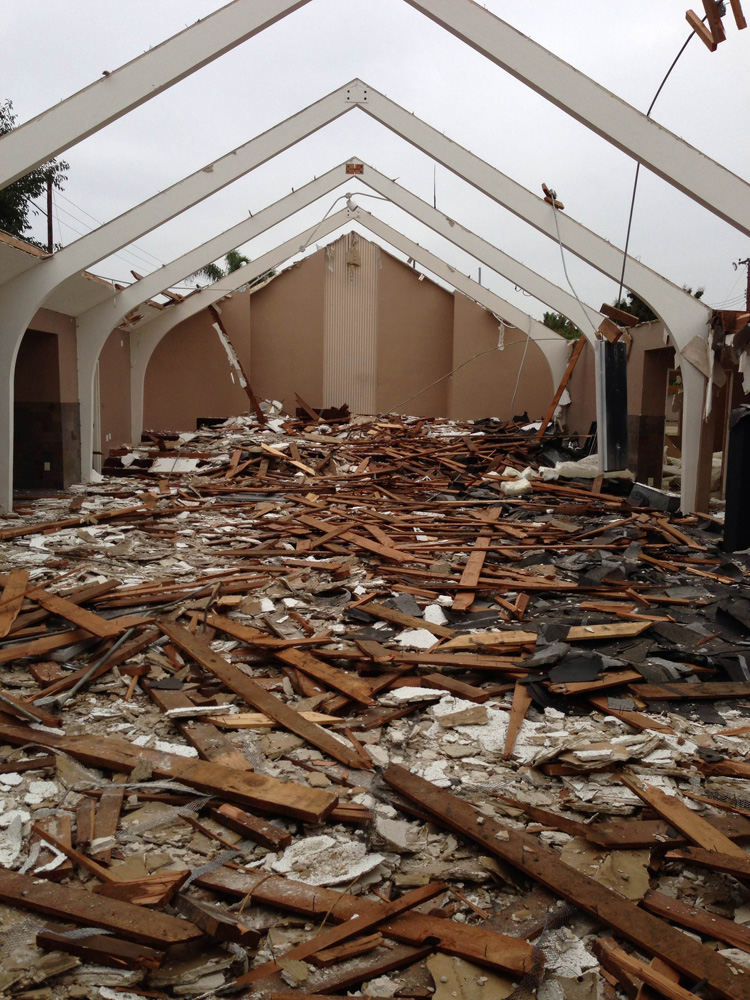 Demolition Services  - Desai & Assocites