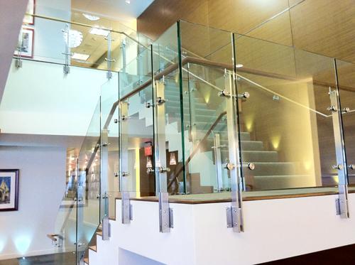 Fletcher & Fletcher Attorneys - In-Line Custom Handrail & Metal Fabrications