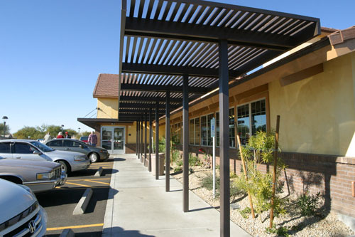 Golden Corral - Sun City Awning & Patio
