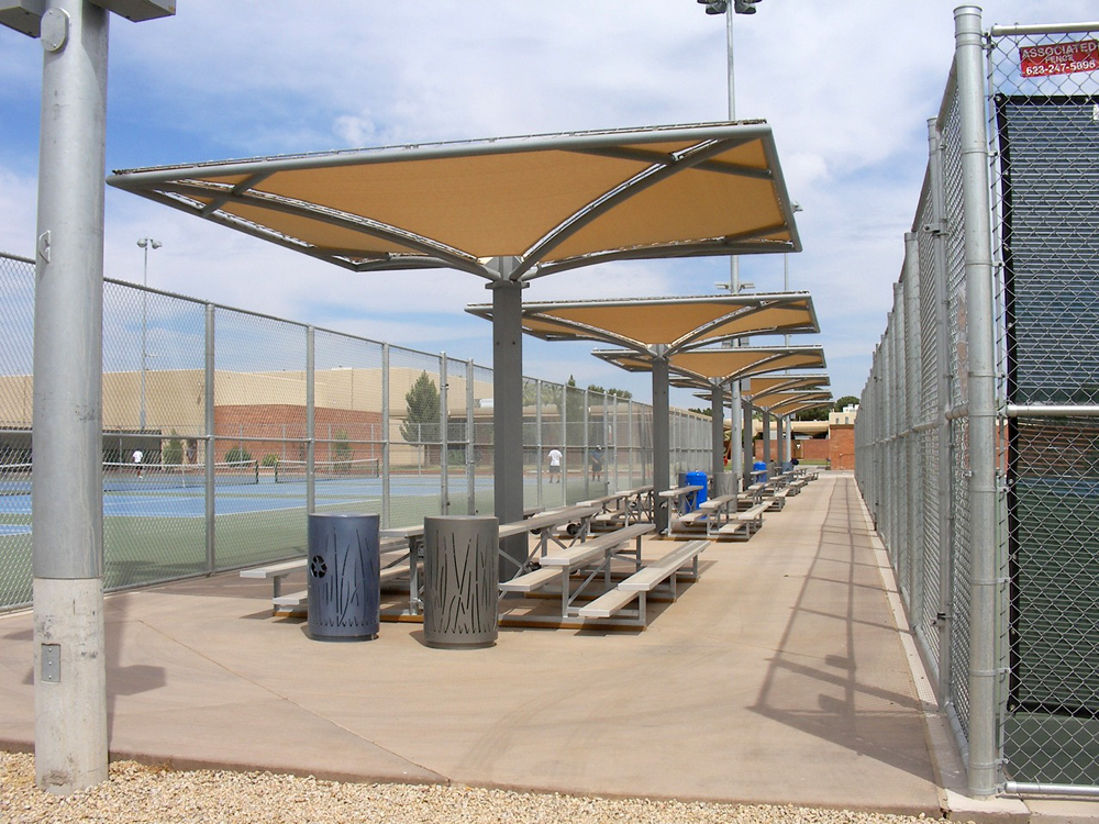 Glendale Community College - Glendale, AZ - Total Shade LLC